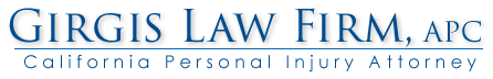Personal Injury & Bankruptcy Attorney Logo